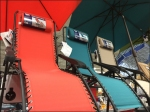 Beach Umbrella Warehouse Overhead 3