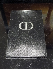 Christian Dior CD Branded Logo Aux