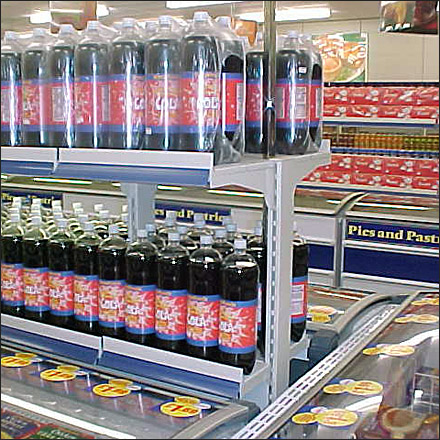 Coffin Cooler Median Shelf Images Courtesy of CAEM, Italy