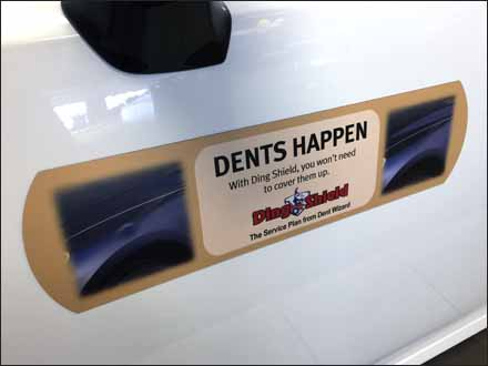 Ding-n-Dent Insurance Bandage Main