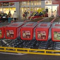 Euro Fixture Shopping Cart Park 2