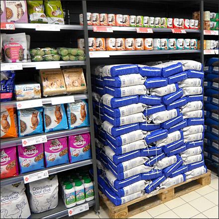 In-Line Pallet Merchandising Main