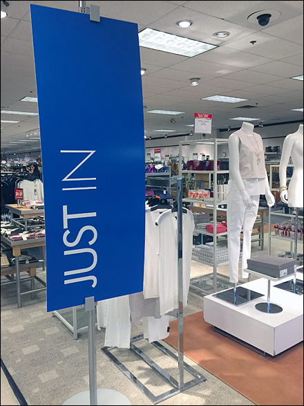 JUST IN INSIDE STORE Main