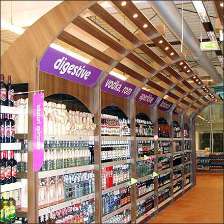 Liquore Store Pergola Main AlternativeLiquore Store Pergola Main Alternative