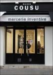 Maison Cousu Storefron Branding