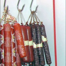 Meat Hook Merchandising by S-Hook