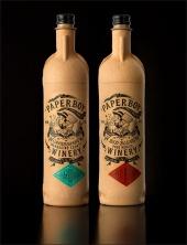 Paper Wine Bottle 1