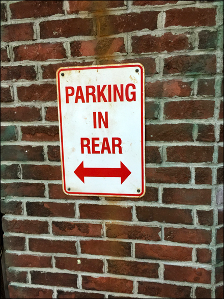 Retail Conundrum: Parking This Way or That
