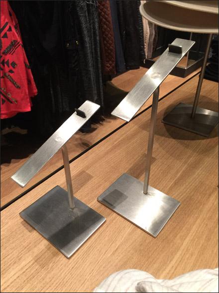 Pedestal High Heel Cleats Main