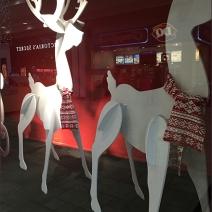 Plywood Xmas Reindeer 1