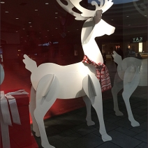 Plywood Xmas Reindeer 3