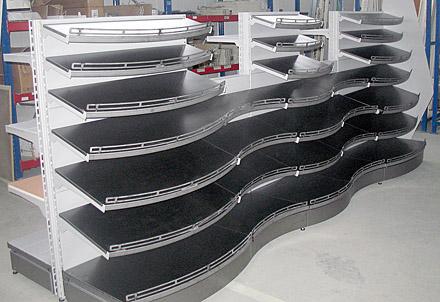 Serpentine Gondola Shelf Run Main