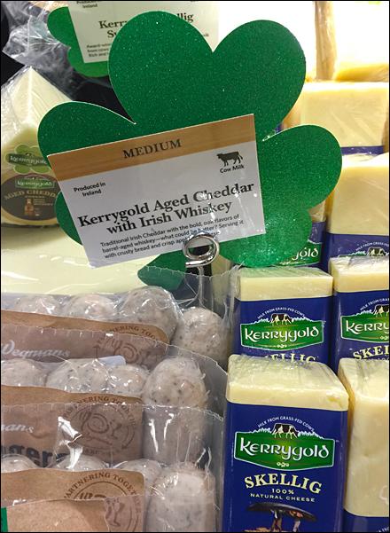 St Patrick's Day Cooler Merchandising Main