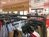 Tommy Hilfiger Iron Pipe Rack 1
