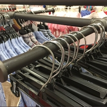 Tommy Hilfiger Iron Pipe Rack 4