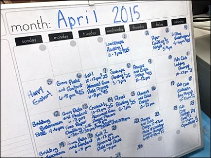 April Michael's Whiteboard 2