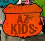 Arizona Jeans Kids Highway Sign Closeup