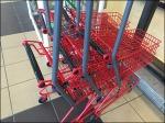 Customer in Training Shopping Cart 1