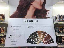 Haircolor Color Codes 1