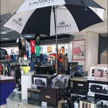 Lacoste Rainy Day Parfums Umbrella 2