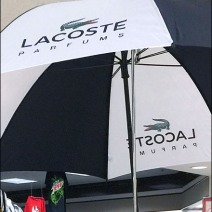 Lacoste Rainy Day Parfums Umbrella 3