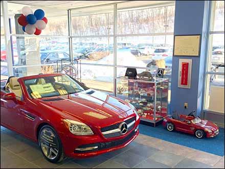 Mercedes Benze BOGO Main