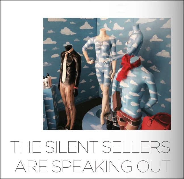 """""""The Silent Sellers Are Speaking Out"""""""