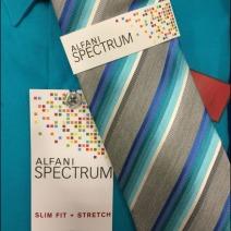 Alfani Spectrum Dress Shirt Multilevel Branding 2