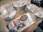 Behrens Summer Party Pack Galvanized Buckets 1