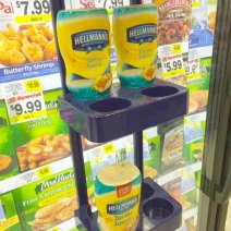 Hellman's Colloer Door Rack 2