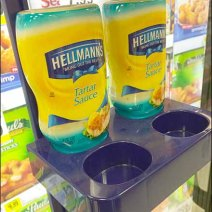 Hellman's Colloer Door Rack 3