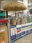 Hula Beach Umbrella Overall