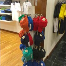 Lacoste Branded Hat Stand 1