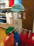 Lacoste Branded Hat Stand 2