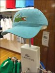 Lacoste Branded Hat Stand 3