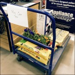 Lowes May Cart Test Aux