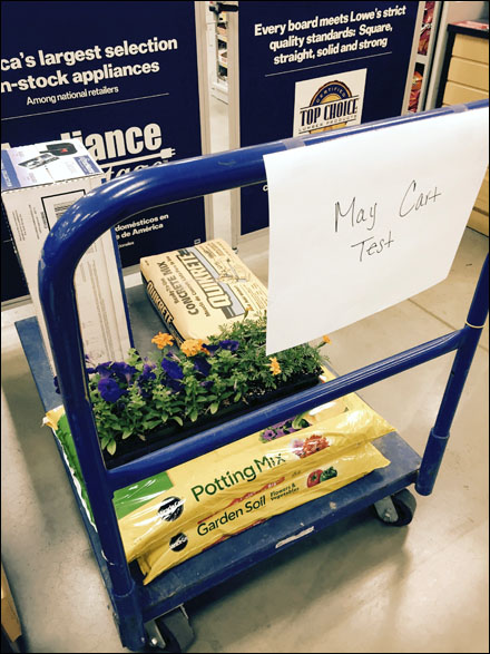 Lowes May Cart Test Main