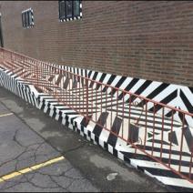 Maine Source Dazzle Paint Handicap Ramp 1