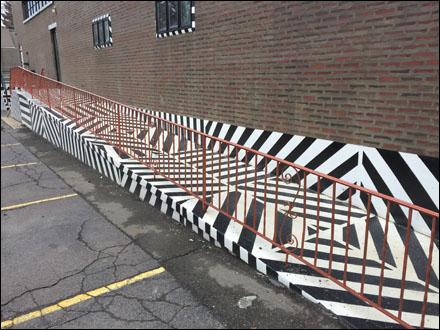 Maine Source Dazzle Paint Handicap Ramp Main