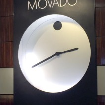 Movado Departmental Branding 3