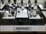 Movado Departmental Branding Display Case