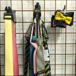Necktie Merchandisie Selection on Grid Detail