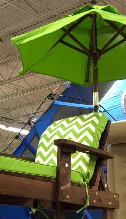 Patio Furniture Beach Umbrella Bottom to Top