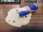 Redbull Promotional Spill