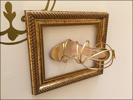 Sak's Frames High Heels 2