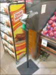 Spring Tensioned Bag Dispenser Overall