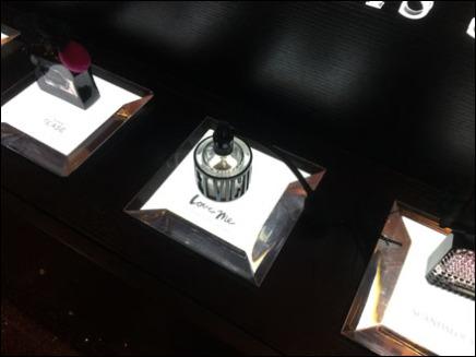 Victoria's Secret Tester Tableau 1