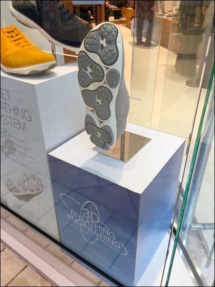 3D Shoe Breathing Engineering Main