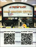 How To Survive Cold Weather Via QR