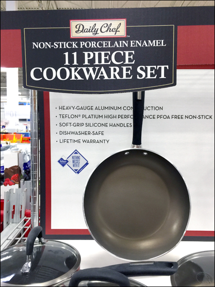 Daily Chef Cookware on Hangrod Main